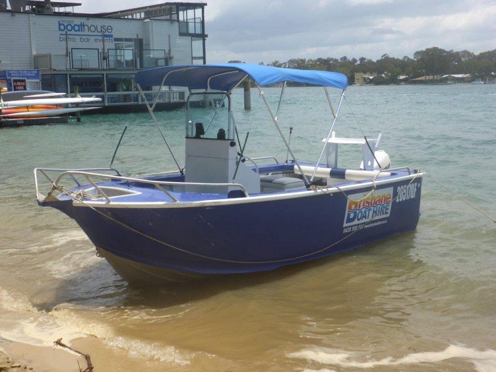 Brisbane boat hire brisbane boat hire for Blue fin fish