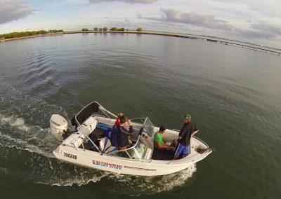 brisbane-boat-hire-family